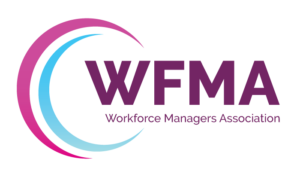 Logo WFMA (Workforce Managers Association), eerste beroepsvereniging voor WFM