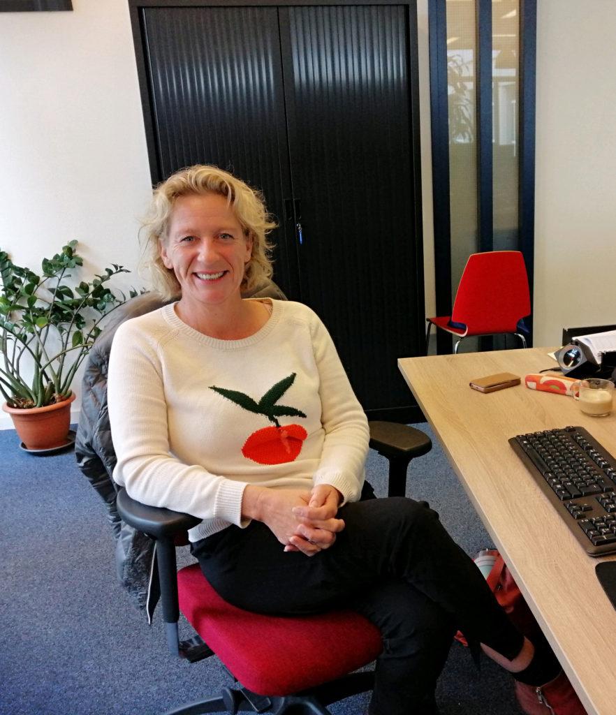 Caroline van Voorthuysen (Integraal projectleider KIC)